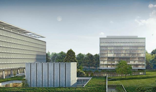 Office building for international organisation, Geneva